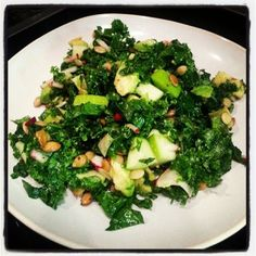 A Holiday Kale Salad That's A Hit All Year Round! - mindbodygreen.com