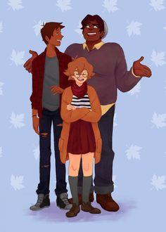 garrison trio