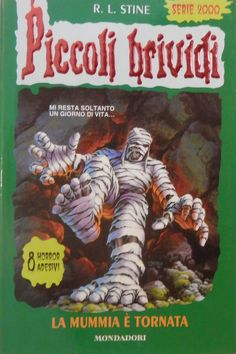 Piccoli Brividi 78 - La mummia è tornata (The Mummy Walks)