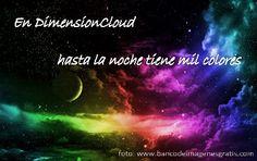 En DimensionCloud hasta la noche tiene color