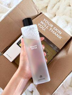 Son and Park Beauty Water - A Korean beauty entrepreneur shares four of Seoul's biggest beauty trends… Beauty Skin, Health And Beauty, Beauty Makeup, K Beauty, Face Care, Body Care, Street Style Photography, Beauty Water, Perfume