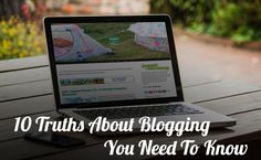 Blogging tips and insights