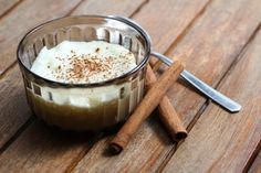 This Cinnamon Rice Pudding Is So Easy That The Kids Can Make It! No Stove Required!
