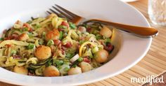 <b>Scallops may be a challenge to cook perfectly, but it's a challenge worth accepting.</b>