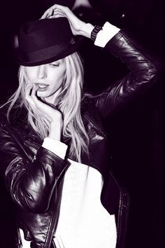 ☆ Rock 'n' Roll Style ☆ Milena Llina at The Last Magazine