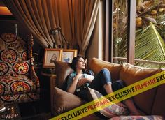 Sonali Bendre opens the doors to her impeccably done-up house