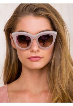 Δ •E V A D I V A A 1• Δ ← Eclipse Sunglasses, Quay Sunglasses, Pink  Sunglasses c5bd44bcb065