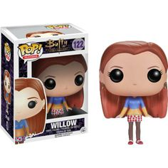 Buffy The Vampire Slayer Willow Collectible Figure Funko Rock Candy