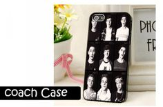 Magcon Boys Collage Case For iPhone 4/4S,iPhone 5,iPhone 5S,iPhone 5C,Samsung Galaxy S2/S3/S4,Galaxy S4 Mini