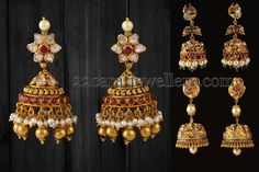 Jhumkas Collection from SRJ