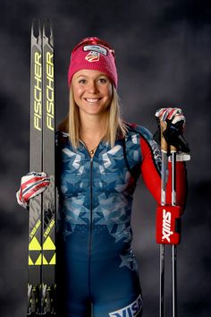 Sadie Bjornsen • Team USA Cross-Country Skiing