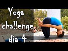 Yoga - Día 3: Vinyasa Yoga, Ujjayi respiración, Hakini mudra - YouTube