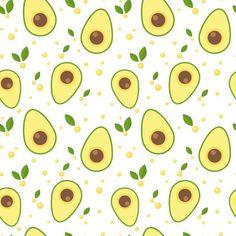 How To Design a Seamless Avocado Pattern in Adobe Illustrator - Vectips