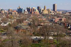 Etsy listing at https://www.etsy.com/listing/156942789/skyline-downtown-buffalo-ny-photography
