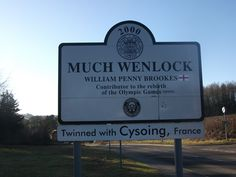 Welcome to Much Wenlock, #Shropshire