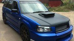 Subaru Forester SG9 STI ПРОДАНО(((