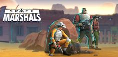 Space Marshals v1.2.4 - Frenzy ANDROID - games and aplications