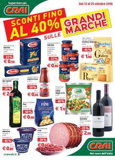 Volantino CRAI Supermercati - http://www.volantinoit.com/crai-offerte/