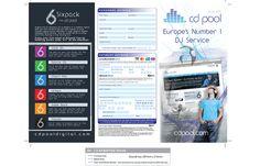 CD Pool Leaflet