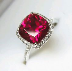 #ruby #yakut #diamond