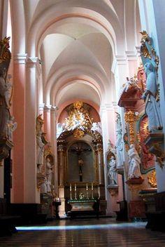 Miechów - Sanktuarium Bożego Grobu - Sanktuaria -
