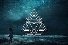 30 Sacred Geometry Vectors by MehmetRehaTugcu on @creativemarket