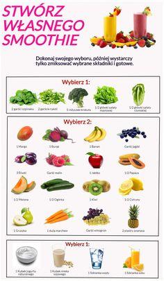 Pure Organic Pl Strona w przygotowaniu Homemade Protein Shakes, Easy Protein Shakes, Raw Food Recipes, Diet Recipes, Vegetarian Recipes, Healthy Recipes, Helathy Food, Healthy Cocktails, Food Design