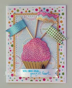 Lizs Paper Loft: My Creative Time Birthday Blog hop & Sale!