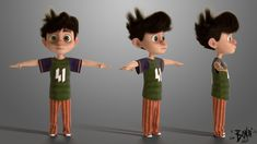 Colin from boko anana animated shor film, julien nicolas on ArtStation at https://www.artstation.com/artwork/colin-from-boko-anana-animated-shor-film