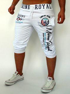 Rising ON Pants Beautifullight Handsome Mens Casual Zipper PU Leather Spliced Jogging Harem Pants