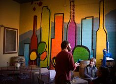 Even The New York Times has taken notice of our new 'hood, Denver's RiNO Art District.