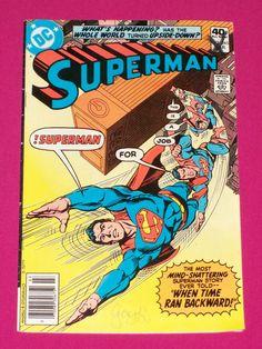 Superman # 345 DC Comics 1980 - Superman, Aliens, Bronze Age   eBay