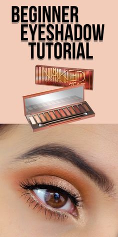 Hi everyone! I came up with another eyeshadow makeup look using Urban Decay Naked Heat palette. This look is rather simple since it only contains two colors. This is an easy look for anyone just starting to learn about makeup, for a quick five minute look, or for any other occasion. Hope you all enjoy this makeup tutorial! Oh and I did use some nice lashes in this look by The Vintage Cosmetic Company!