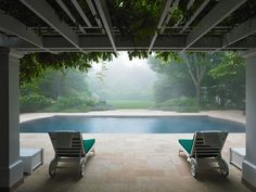 Edmund Hollander Landscape Architects | Forest Retreat