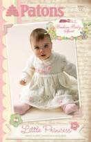 Patons Little Princess Knitting Pattern Book
