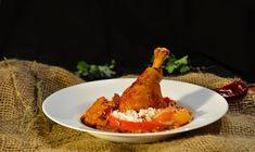 Курица по-баскски (Poulet Basquaise) - Вкусные заметки