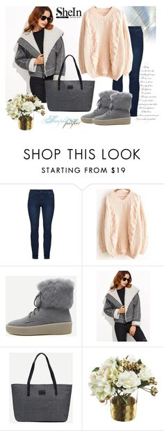 """""""shein 8"""" by aida-1999 ❤ liked on Polyvore featuring WithChic"""