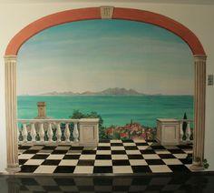afbeelding muurschildering - Google zoeken