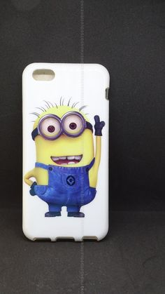 Despicable Me Yellow Minion Cover Children Case for iphone 5C Soft Silicone Gel | eBay