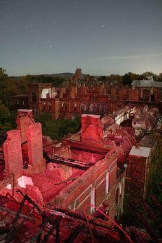 Abandoned Psych Ward - Poughkeepsie, NY