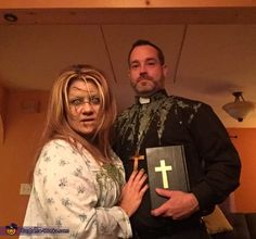 The Exorcist Costume - Halloween Costume Contest via @costume_works