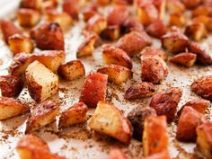 Ladd's Oven Potatoes recipe from Ree Drummond via Food Network (Season 13 -- Mom's Day)