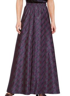 Plaid Taffeta Skirt -- This is an Amazon Affiliate link. Want additional info? Click on the image.
