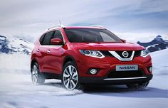 Nissan has unveiled the Nissan X-Trail, a compact SUV, at the 2013 Frankfurt Motor Show. The X-Trail adds crossover style and efficiency. Nissan 370z, Renault Nissan, Nissan Xtrail, Nissan Skyline, 2014 Nissan Rogue, Diesel, Super Images, Compact Suv, Suv Cars