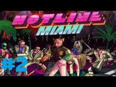 Горячая Линия Майами Прохождение ►Кровавая Дуэль ► #2