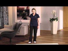Übungsprogramm Kniearthrose - Tag 1 - YouTube