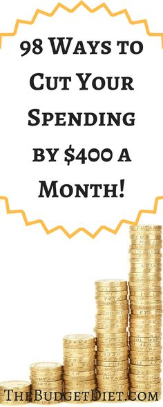 Save $400 A Month by these Simple Tips and Ideas. | Budgeting & Thrifty Tips From The Experts.