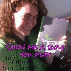 Show me a role you play. #creativestudio @ovationtv @rockethubnyc http://ift.tt/1KVt3Za