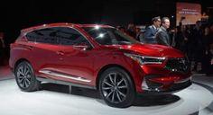 2020 Acura Rdx Redesign Changes Release Date Hybrid Acura Rdx Acura Acura Mdx