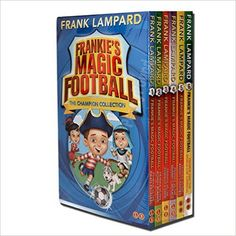 Frankies Magic Football Series 1- 6 Books Collection Set by Frank Lampard (Book 1-6): Amazon.co.uk: Frank Lampard: 9789951111256: Books